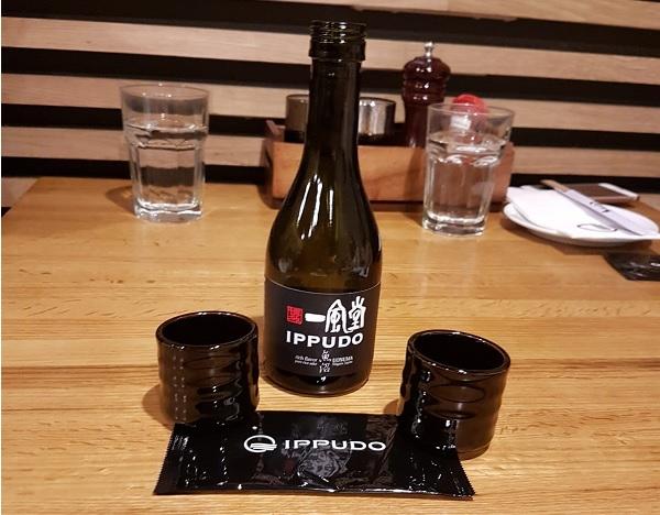 Ippudo Sake