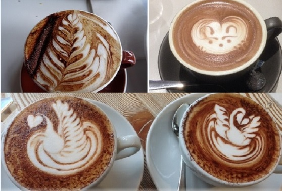 Melbourne Coffee Art