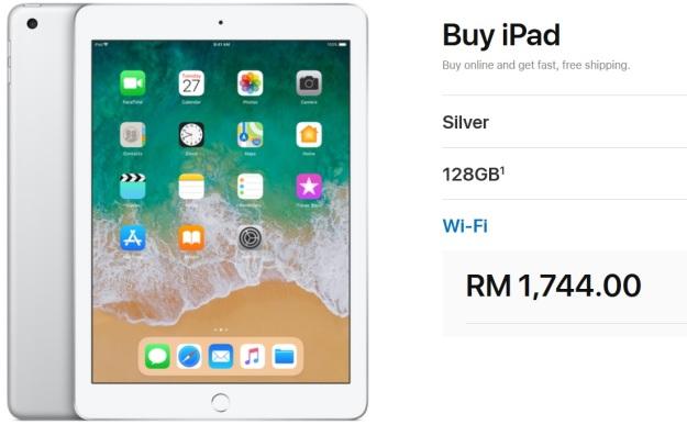 Apple iPad 2018 128GB Price Malaysia.jpg