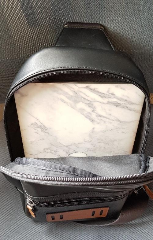Coach Academy Sling Bag Fits Apple MacAir