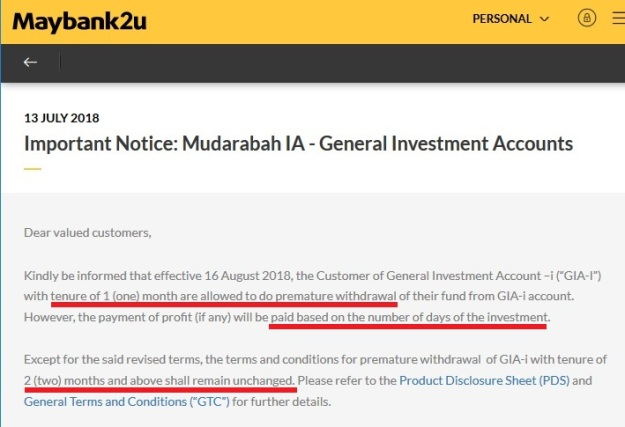 Maybank IA - General Investment Account