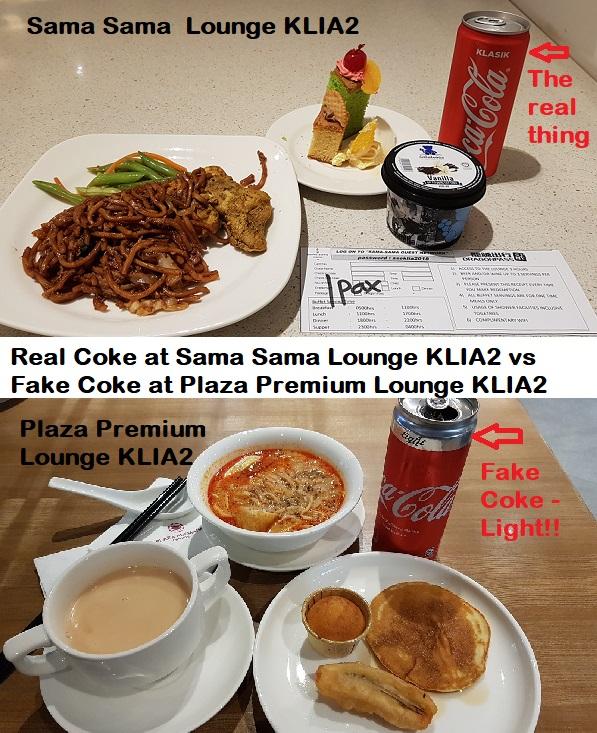 Sama Sama Lounge KLIA 2 ve Plaza Premium Lounge