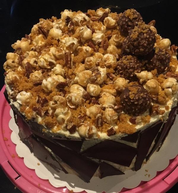Caramel Popcorn Ferrero