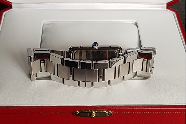 Cartier Tank Solo Large Unboxing 7