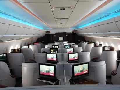 Qatar Buiness Class 2