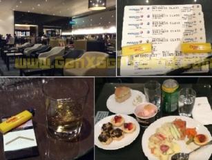 Mas Golden Lounge KLIA
