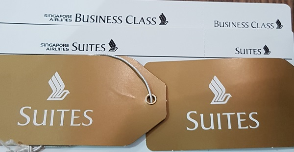 Melbourne Airport Singapore Airlines Suite Class Check In 3