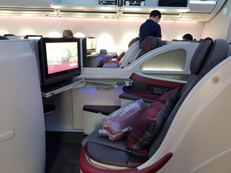 Qatar Airbus A350-900  Business Class 2.jpg