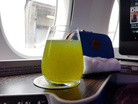 Qatar Airlines Lime Mint Juice.jpg