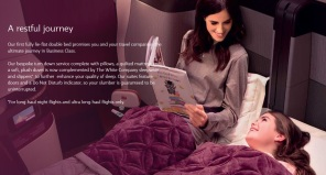 Qatar Airways Business Class Q Suite 2