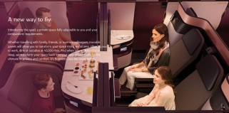 Qatar Airways Business Class Q Suite 3