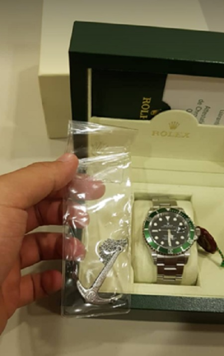 Rolex Submariner 11610LV Live Photo in Europe 3