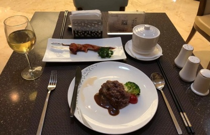 Shanghai Airport First Class Lounge 8