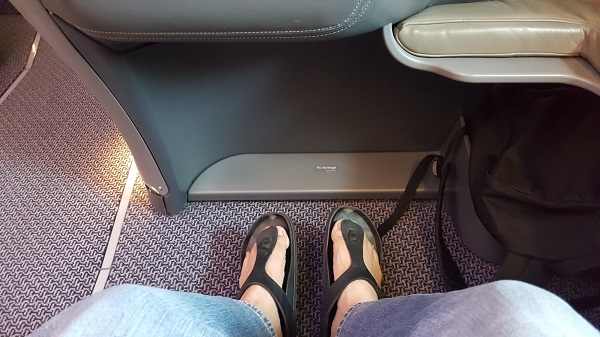 Singapore Airlines South Africa to Singapore Business Class 3