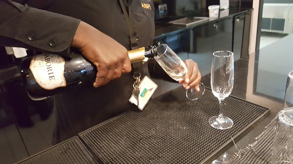 South Africa Airport Business Class Lounge 3