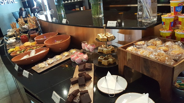 South Africa Airport Business Class Lounge 4