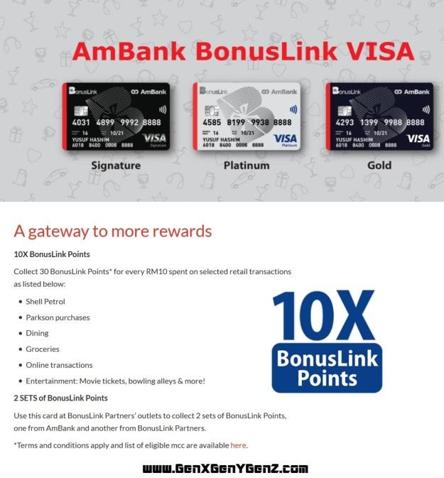 AmBank Bonus Link