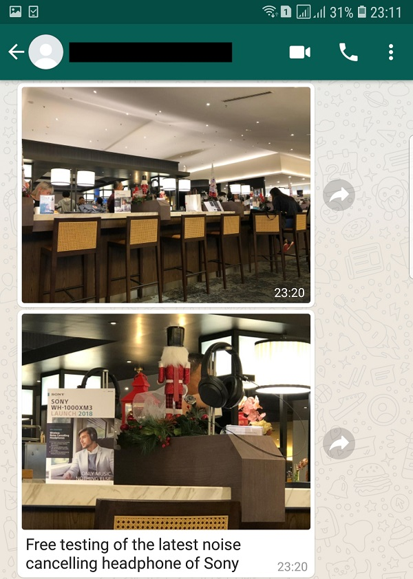 Malaysia Airlines Golden Lounge KLIA 2 2019