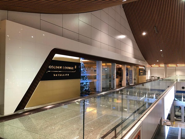 Malaysia Airlines Golden Lounge KLIA 2019