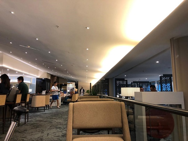 Malaysia Airlines Golden Lounge KLIA 5 2019.jpg