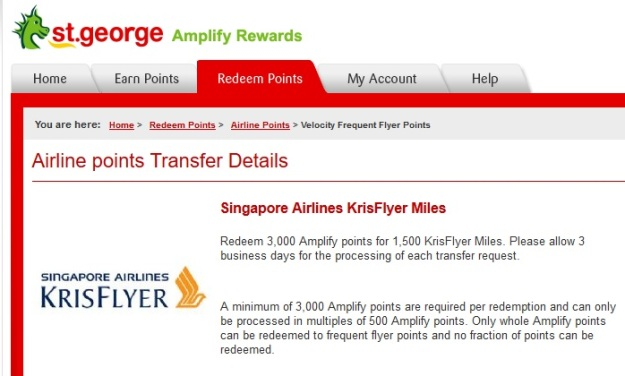 St George Amplify Credit Card Reward KrisFLyer.jpg