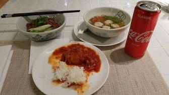 Qantas Singapore Lounge Changi Terminal 1 11