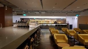 Qantas Singapore Lounge Changi Terminal 1 6