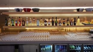 Qantas Singapore Lounge Changi Terminal 1 7