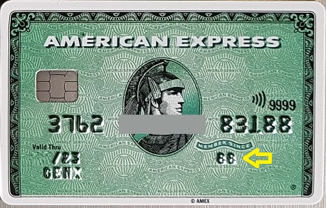 amex member since 88 miracle