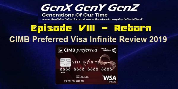cimb preferred visa infinite review 2019