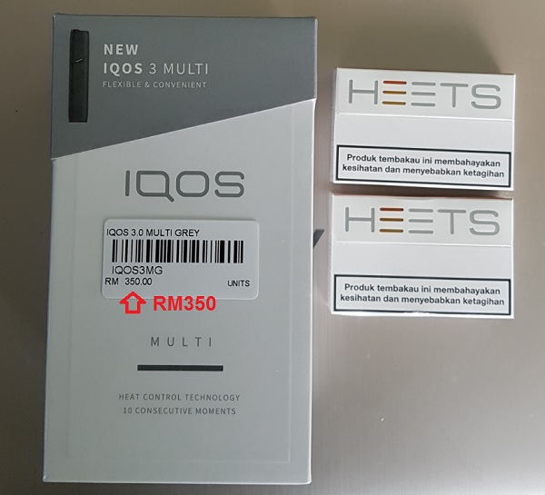 iqos 3 multi malaysia price 4