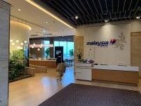 Malaysia Airline Lounge Heathrow London 1