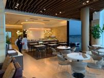 Malaysia Airline Lounge Heathrow London 2