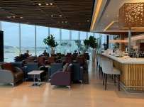 Malaysia Airline Lounge Heathrow London 4
