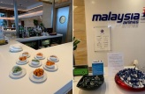 Malaysia Airline Lounge Heathrow London 7