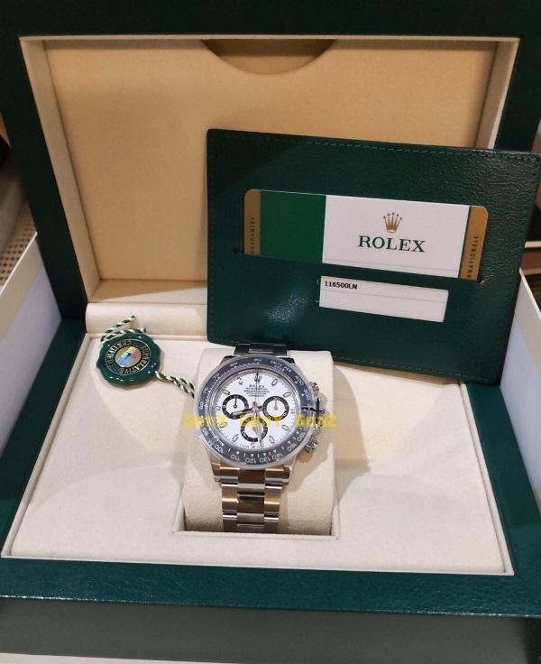 roelx daytona 116500ln white panda 3