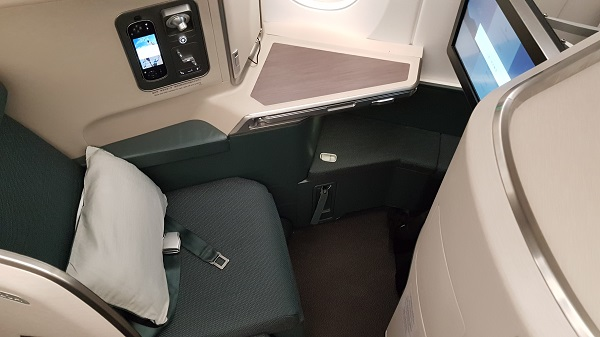 Cathay Pacific Business Class Airbus A350 Review Seat 20A 2.jpg