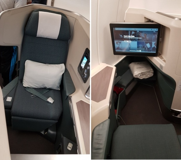 Cathay Pacific Business Class Airbus A350 Review Seat 20A 3.jpg