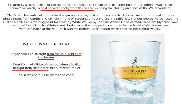Game of thrones Jonnie Walker Limited Edition White Walker Serve Straight From Freezer.jpg
