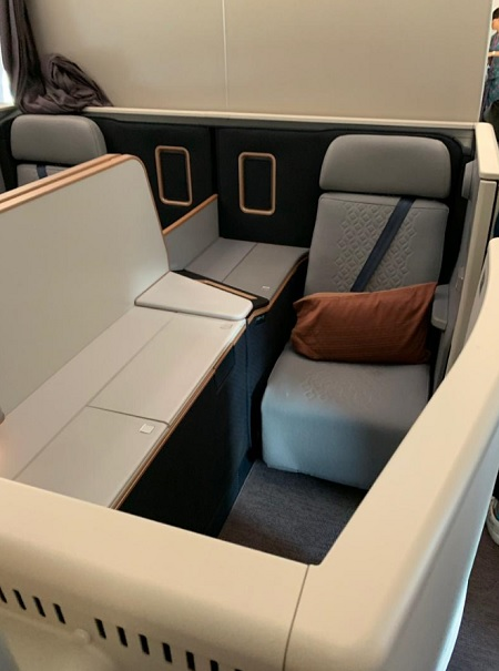 Malaysia Airlines Airbus A350 Business Suite First Class KL London 1.jpg