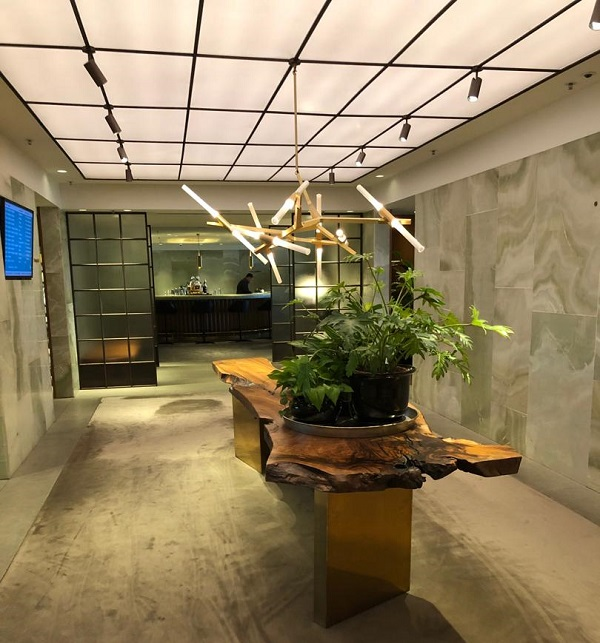 Cathay Pacific First Class Lounge The Pier Hong Kong 1