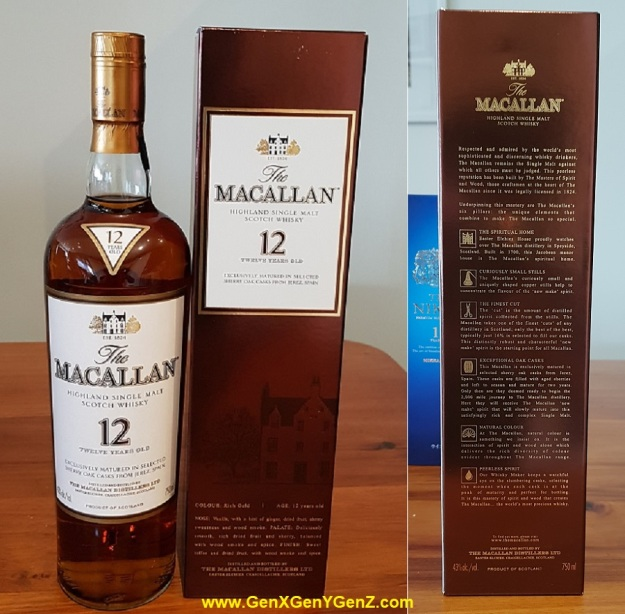 Macallan Sherry Oak Limited Edition 43 ABV 750ml 70cl.jpg