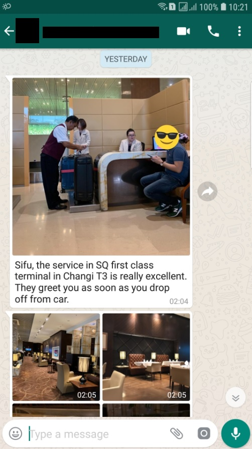 Singapore Airlines Suite and First Class Check In Changi Airport.jpg
