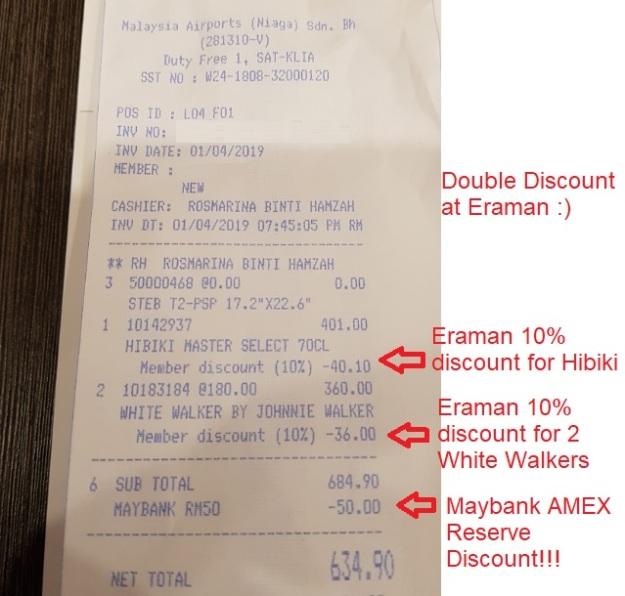 Eraman and Maybank Discount at KLIA Duty Free.jpg