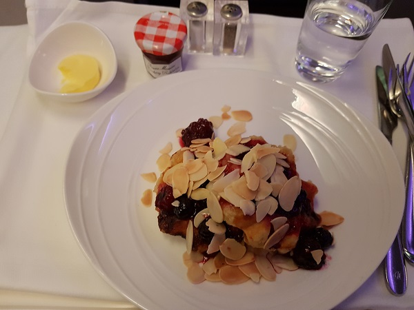 Malaysia Airlines Business Class Breakfast Melbourne to KL.jpg