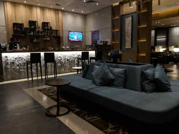 Plaza Premium Lounge London Heathrow Airport 1
