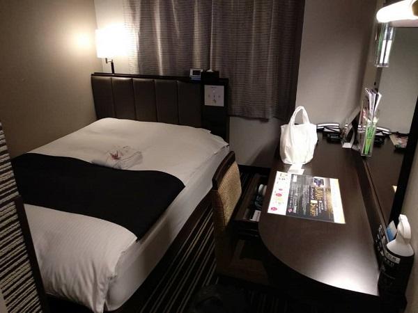 Apa Hotel Ginza Takaracho Tokyo Smoking Room 1