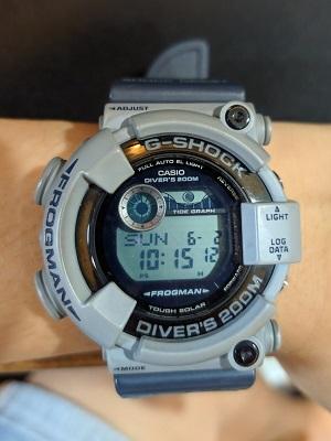 Casio Frogman GF-8250ER