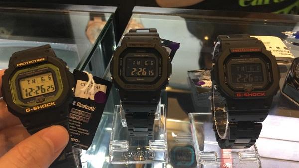 Casio G Shock GE B5600HR B5600BC price Thailand.jpg
