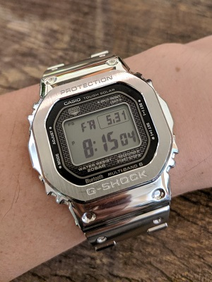 Casio G Shock GMW-B500D 2